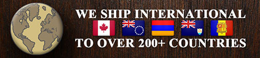 The Corner Guard Store ships corner guards to over 200 Countries