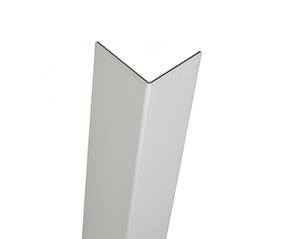 .060 Anodized aluminum corner guards - Thinnest