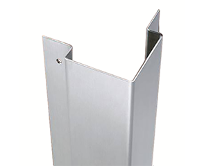 Stainless Steel Wall Corner Guards Thecornerguardstore