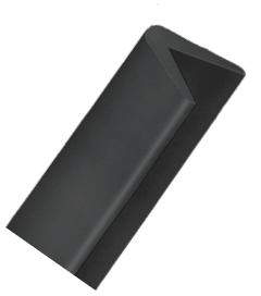 Thermoplastic Rubber Edge Bumpers Corner and Surface Guards Protect Corners!