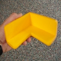 Foam Rubber Corner Guards - 2 Sided