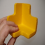 Foam Rubber Corner Guards - 3 Sided