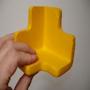 Foam Rubber Corner Guards - 3 Sided
