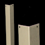 Aluminum Un-Anodized Corner Guards